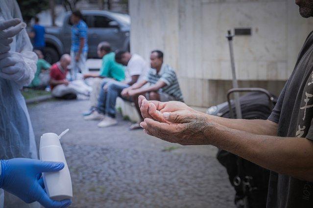 COVID-19 hulp in Brazilië