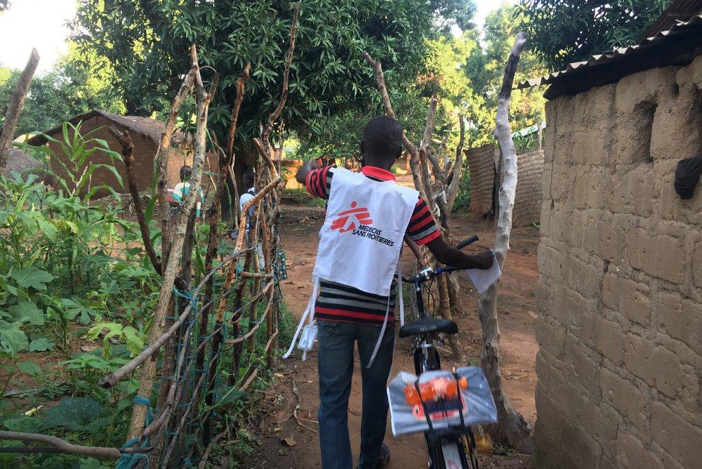 Malaria in de Centraal-Afrikaanse Republiek