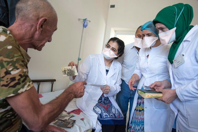 TB treatments yield promising results in the Chechen RepublicTB treatments yield promising results in the Chechen Republic