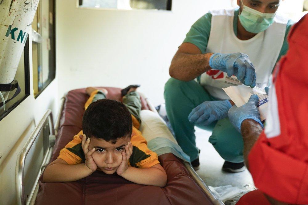 Libanon mobiele kliniek