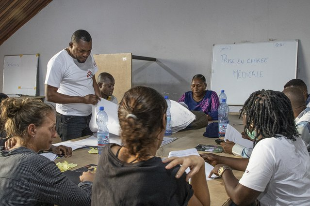 Ebola bestrijden in DR Congo