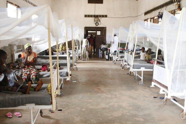 Sterke stijging aantal mazelenpatiënten in DR Congo