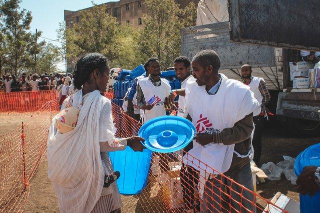Onze hulp in Tigray, Ethiopië